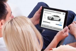 В России впервые продан автомобиль в онлайн-магазине